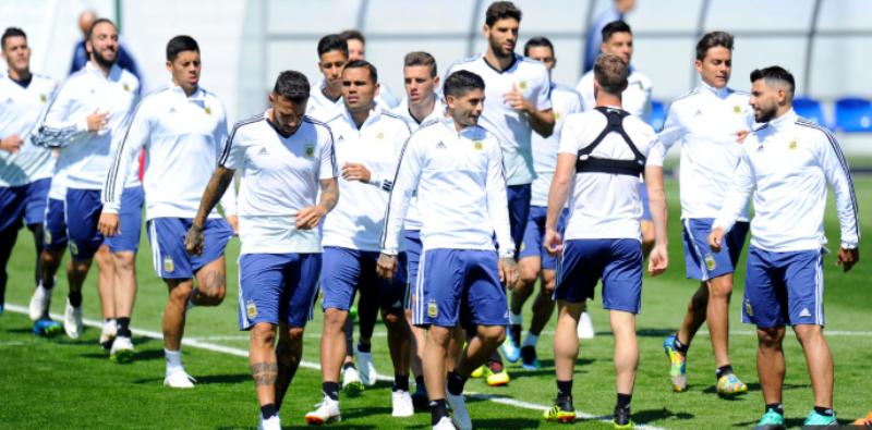 #Mundial2018: Argentina enfrenta a Islandia y comienza el sueño