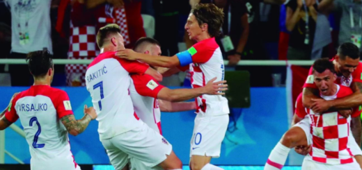 #Mundial2018: Croacia le ganó a Nigeria y es líder del grupo D