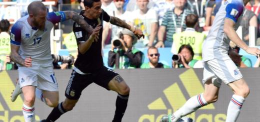 #Mundial2018: Ángel Di María publicó un fuerte mensaje tras el empate de Argentina ante Islandia