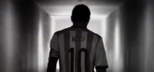 """Carta a Messi desde la tierra colorada: """"Misiones está con vos"""""""