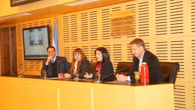 Articulan políticas para mejorar la situación de jóvenes en conflicto con la Ley Penal