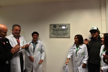 Passalacqua inauguró en Puerto Iguazú el Instituto Misionero de Biodiversidad (IMIBIO)