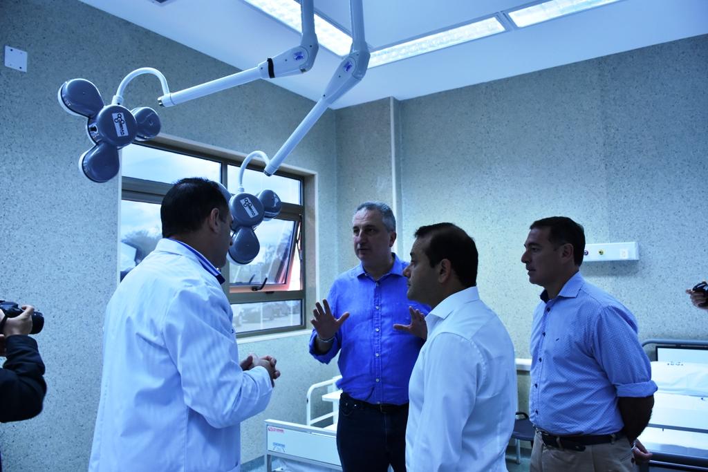 «Misiones es vanguardia en parto humanizado», dijo Passalacqua al habilitar el moderno Hospital Materno Neonatal