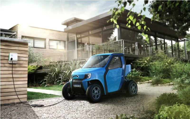 Estudiantes misioneros diseñaron un auto eléctrico