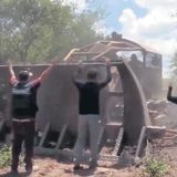 Multan a conocida mueblería que fue filmada cuando arrojaba basura en la zona del By Pass Arco-Garita