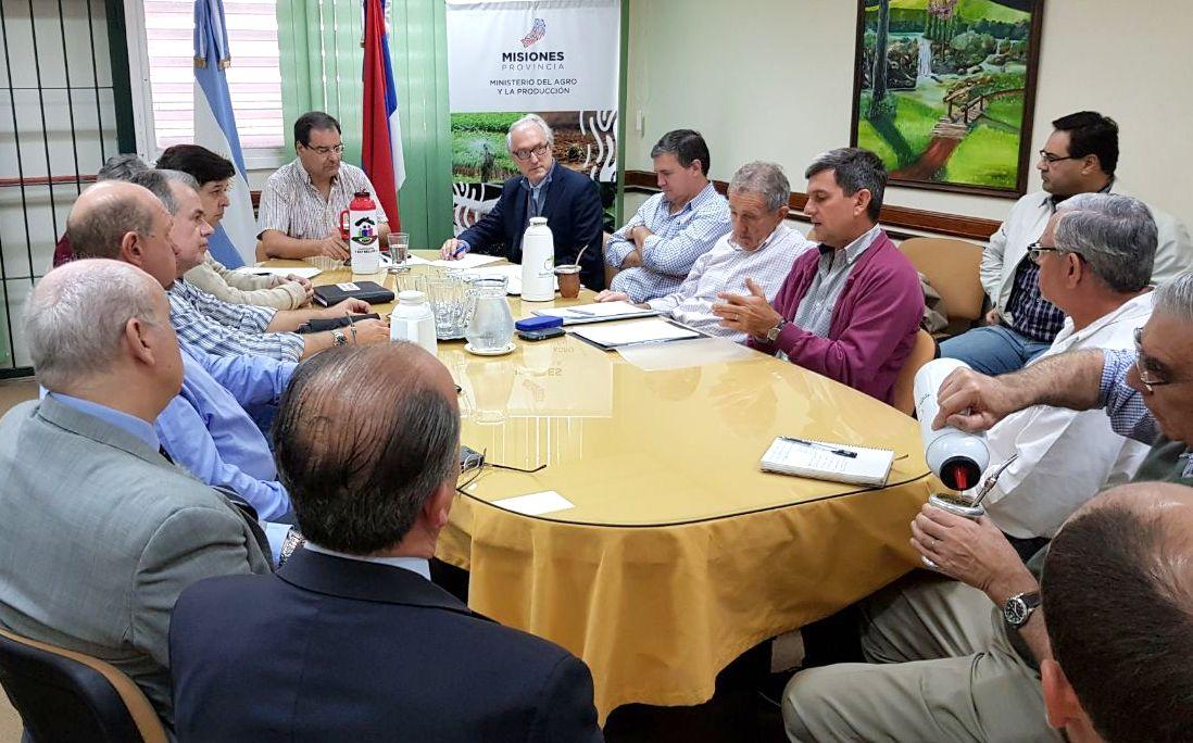 Sectores de la agroindustria de Misiones plantearon preocupación por proyecto para prohibir el glifosato en la provincia