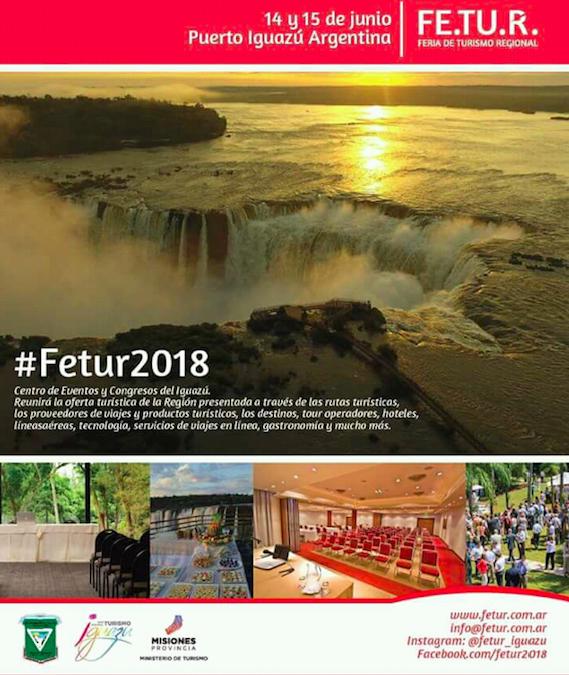 Todo listo para la Feria de Turismo Regional en Iguazú