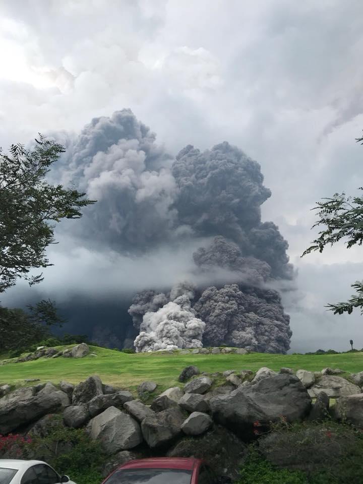Guatemala: al menos 25 muertos tras una erupción del volcán de Fuego