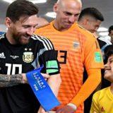 #Mundial2018: tras la desagradable y sexista burla de un argentino a una joven rusa, le prohibieron ingresar a los partidos