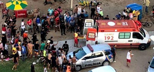 Un tiburón mató a un chico de 18 años en una playa de Brasil