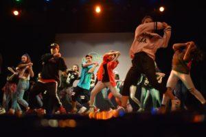 En imágenes, la imperdible exhibición de los bailarines de Hip Hop en la quinta muestra anual de DaVinci