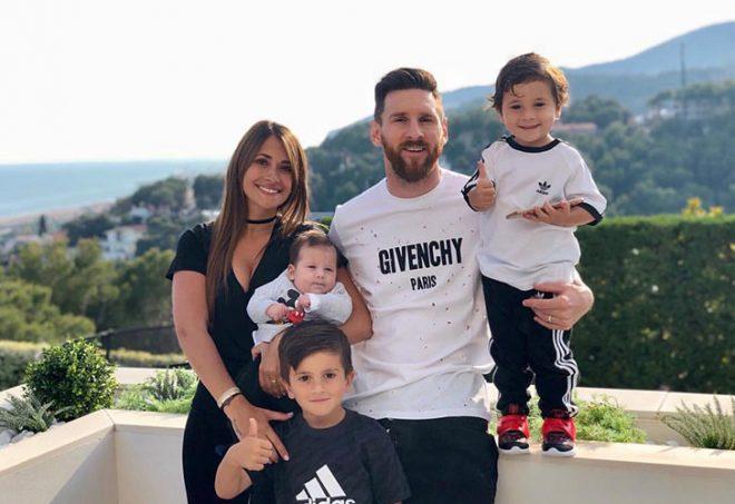 #Mundial2018: Antonela Roccuzzo rompió el silencio ante los rumores de crisis con Messi