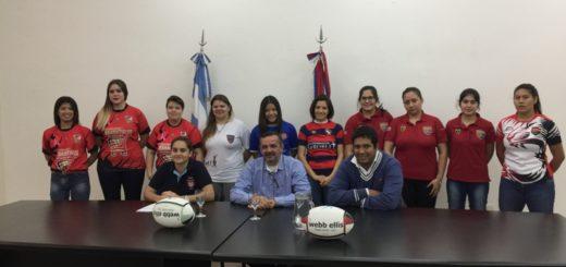 Rugby femenino: este domingo comienza el oficial de la URUMI