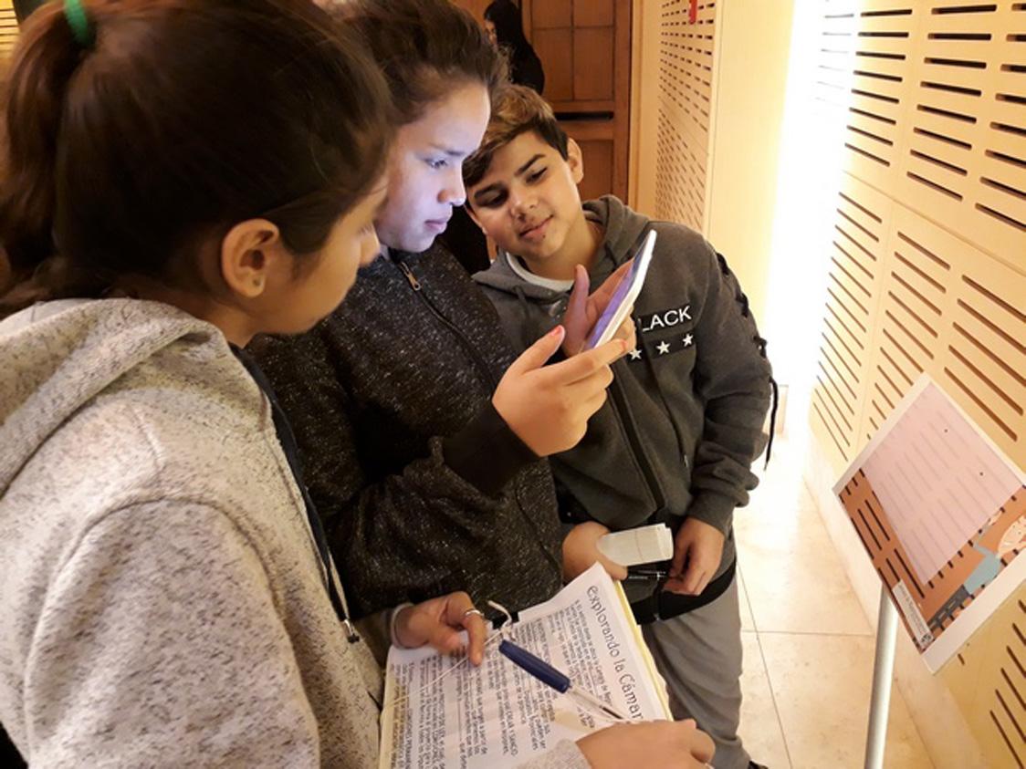 La Legislatura organiza actividades con juegos y tecnologías para aumentar la atención y el interés de los estudiantes por aprender