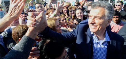 """""""Esta vez la Argentina va a cumplir"""", dijo Macri al referirse a las acciones para potenciar el desarrollo del país"""