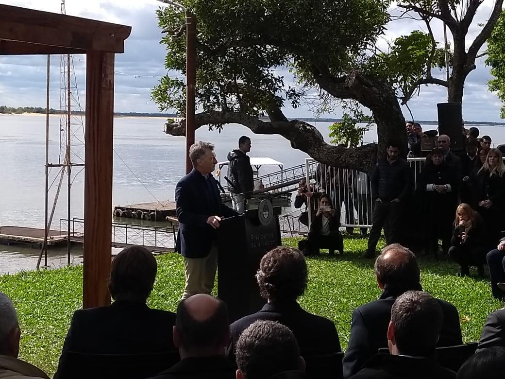 Nueva señal de apoyo del Presidente Macri para la continuidad de un sistema de promoción forestal sostenible con el lanzamiento del Proyecto Seguro Verde