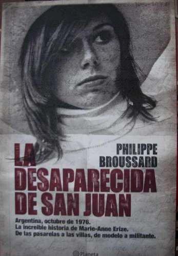 """""""¿Dónde estás Marie-Anne Erize?"""", la nueva canción de Nico Favio que eternizará el reclamo de justicia por los desaparecidos de la Argentina"""