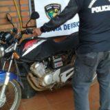 San Vicente: la Policía secuestró un vehículo adulterado