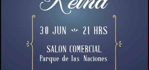 Mañana se realizará la presentación oficial de candidatas a Reina de la Fiesta Nacional del Inmigrante en Oberá