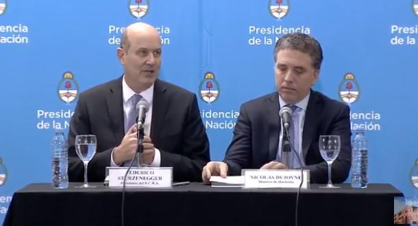Dujovne: «Fuimos al FMI para evitar una crisis»