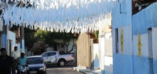 Brasil: pintan sus casas de celeste y blanco e hincharán por Argentina en protesta