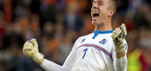 #Mundial2018: Islandia apuesta a un arquero de película para enfrentar a Argentina