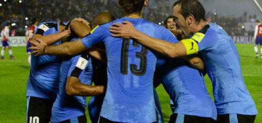 #Mundial2018: Uruguay va en busca de la clasificación contra Arabia Saudita