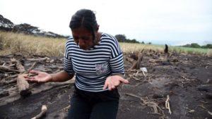 Guatemala: miles de afectados por la tragedia del Volcán de Fuego se enfrentan a una nueva y desoladora realidad