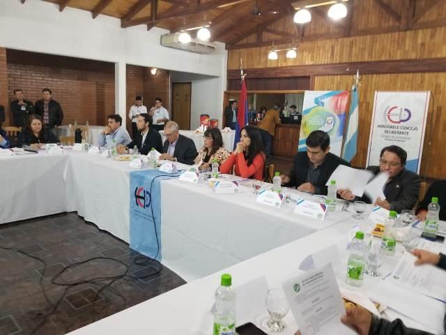 Eldorado: once municipios participaron del X Foro de Concejos Deliberantes de la zona Norte