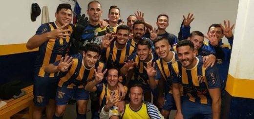 Anual Clasificatorio: Mitre vapuleó 4 a 0 a Guaraní en el clásico posadeño y se sumó a la lucha de arriba