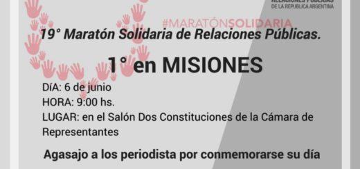 El Consejo Profesional de Relaciones Públicas capacitará de manera gratuita a organizaciones de la sociedad civil en Posadas