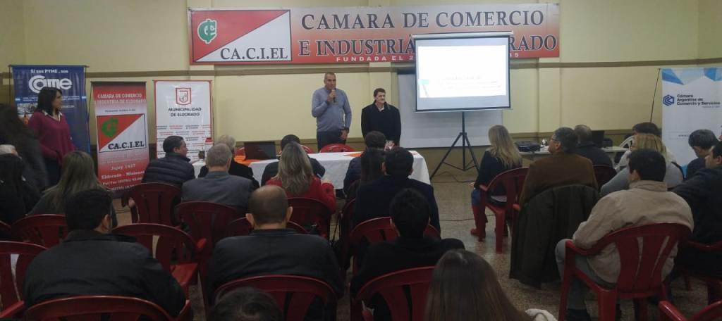Safrán detalló a intendentes del Norte los alcances del consenso fiscal Nación-Provincia