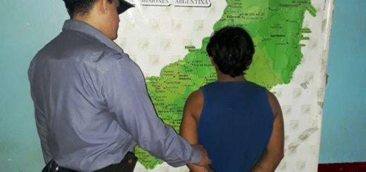 Atraparon a inquilino infiel en pleno robo dentro de una casa en Puerto Iguazú
