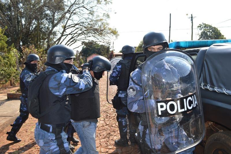 Condenaron a 5 años de prisión a un narco capturado en Campo Grande