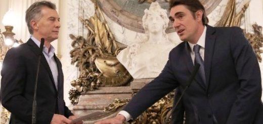 """Iguacel: """"Los argentinos tenemos una gran oportunidad y la vamos a aprovechar"""""""