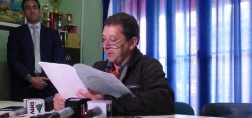 Choque y muerte en la ruta 14: el desplazado intendente Cristóbal Barboza será juzgado el 8 de agosto