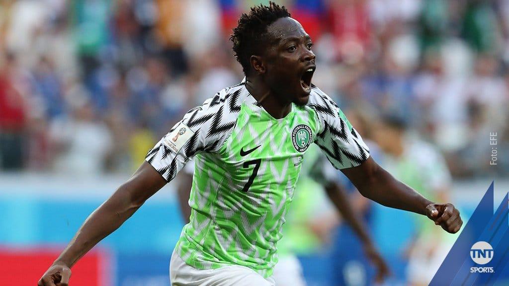 #Mundial2018: Hay una esperanza, Nigeria derrotó a Islandia y se define en la última fecha