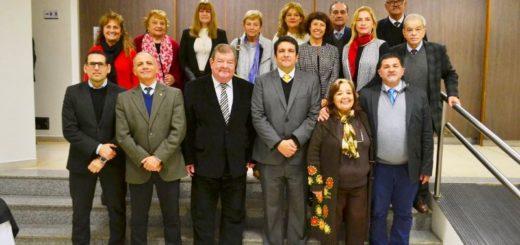Misiones recibió a Magistrados del NEA