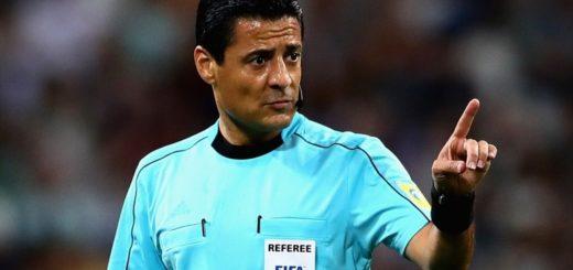#Mundial2018: Designaron el árbitro para Argentina vs Francia