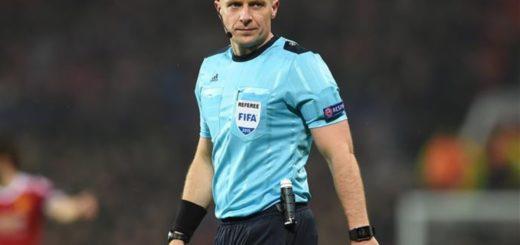 #Mundial2018: Argentina ya tiene árbitro para el debut