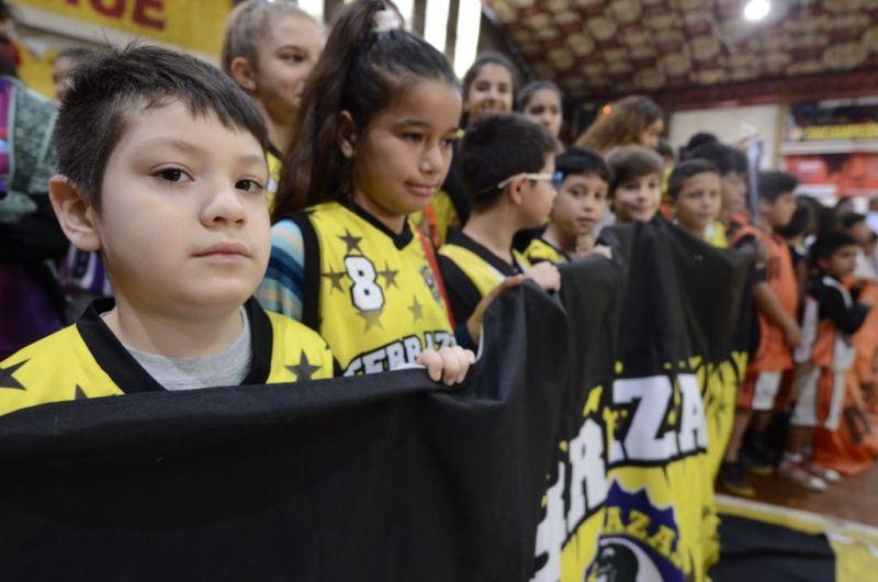 Básquet: arrancó la instancia local de los Juegos Nacionales Evita con la copa ciudad de Posadas