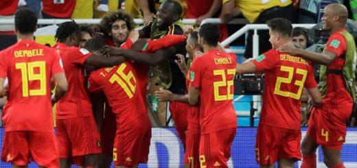 #Mundial2018: Bélgica venció a Inglaterra y se quedó con la punta del grupo G