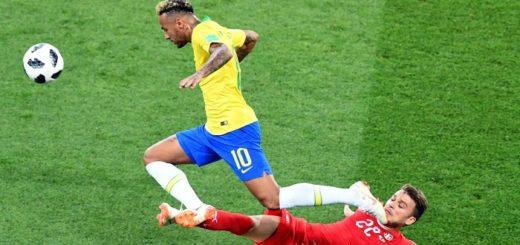 #Mundial2018: Brasil venció a Serbia y jugará contra México en octavos de final