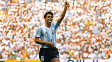 El Tata Brown, campeón del Mundo en el 86 dijo que «el gol de la final fue algo sagrado porque nadie creía en mí y los maté a todos»