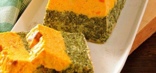 Nutrición: Soufflé y budín de verduras, una opción ideal para los días de frío