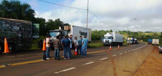 Sindicato de Camioneros suspende asambleas hasta la próxima semana