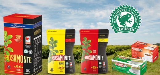 Rosamonte, primera yerba mate en obtener el certificado Rainforest de producto final sustentable
