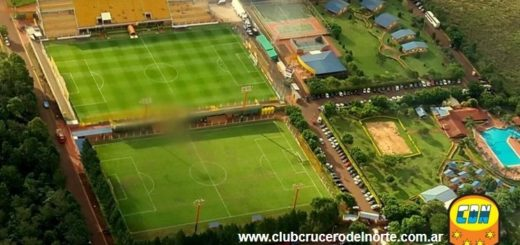 El club Crucero del Norte cumple sus primeros 15 años de vida y se muestra como una institución modelo de la Argentina