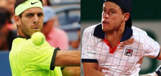Roland Garros: Se conocieron los horarios de los partidos de Juan Martín Del Potro y Diego Schwartzman
