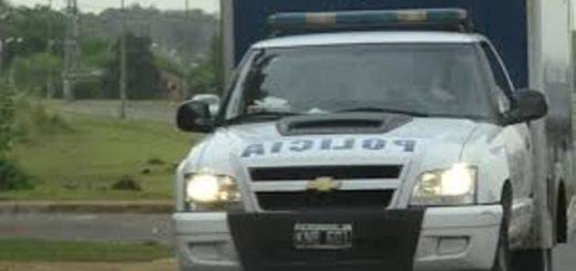 Un despiste en la ruta 5 en Alberdi dejó una víctima fatal